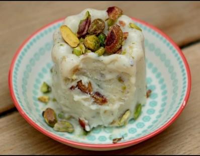 Malai kulfi crème glacée à la cardamome